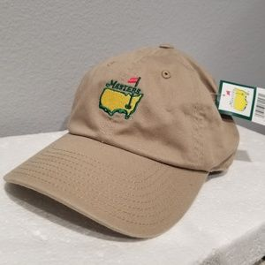 d6b77fd05e5 NEW MASTERS Golf Baseball Cap American Needle